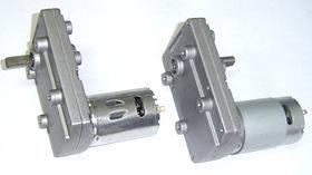 DC Gear Motor (TT-545)