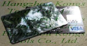 Credit Card Size Diamond Sharpener (HK-SP6-2)
