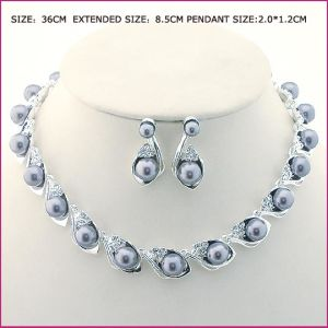 Pearl Necklace Set (XLM10030)