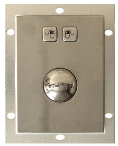 Panel Mounted Trackball (S-38A)