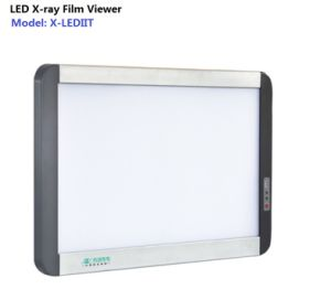 LED X-ray Film Illuminator, Film Viewer, Film Observation, Observation Lamp with CE (X-LEDIIT) pictures & photos