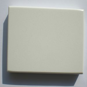 White Quartz Materials/Artificial Quartzite Stone (QS100) for Kitchen/Bathroom Tops/Countertops/Vanity Tops pictures & photos