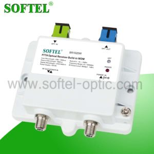 Optical Micro Node Receiver for FTTH Network pictures & photos