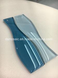 Newest Bottle Shape Glass Mosaic Tile pictures & photos