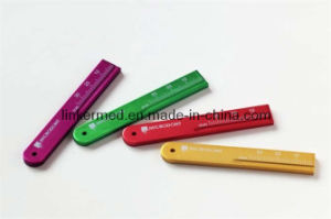 Colorful Measure Scale for Dental Use
