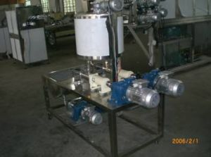 CE Proved Egg Roll Machine Yun-Pulp/Injection Core Machine