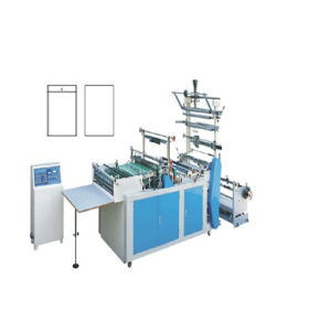 PE OPP Film Bag Making Machine with High Quality pictures & photos