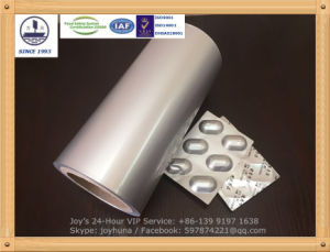 Fssc/ISO Certificated Pharmaceutical Cold Forming Aluminum Foil - Alloy 8021 pictures & photos