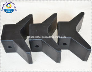 Y Stop Rubber Boat Trailer Roller Manufacturer pictures & photos