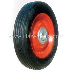 Solid Rubber Wheel/Trolley Wheel /Hand Truck Wheel (PW3001)