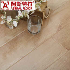 German Technical Mirror Surface (u-groove) Laminate Flooring (AD394) pictures & photos