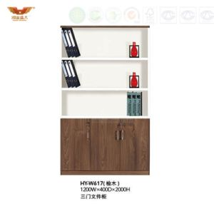 Popular Office Melamine File Cabinet (HY-W617) pictures & photos