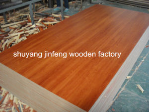 MDF/Melamine MDF /Melamine Board pictures & photos