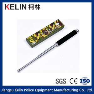 Yrg Type Extendable Steel Baton for Self-Defense pictures & photos