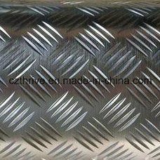 Aluminum Tread Plate Floor of Automobile, Airplane, Bus pictures & photos