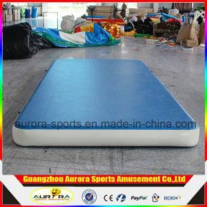 High Quality Inflatable Air Tumble Gym Track Dwf Air Gym Floor Mat
