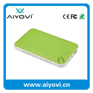 Wholesale Super Slim Power Bank with Ce Certificate 6000mAh pictures & photos