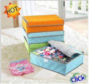 Underwear Lattice Folding Storaging Box