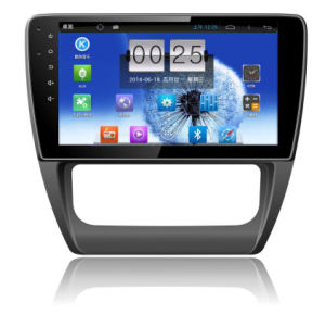 "10.1"" Big Screen Android 4.4 Car DVD GPS for Volkswagen Sagitar with 1024 * 600 Resolution and DVR Camera Input"
