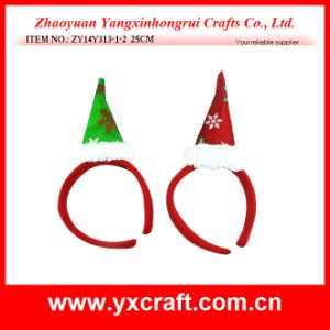 Christmas Decoration (ZY14Y32-1-2 22CM) Christmas Antler Custom Suit pictures & photos