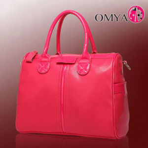 2014, Newest Trend PU Handbag for Women (omy20141105)