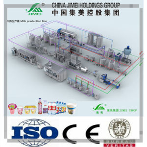 Complete Milk Yogurt Processing Line Machine pictures & photos