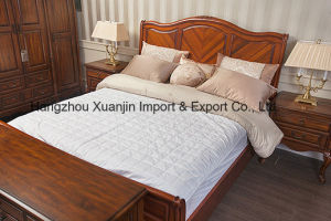 Luxury All Cotton Quilting Mattress Protector pictures & photos