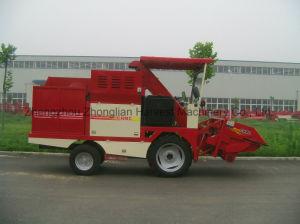 Best Mini High Efficiency Corn Combine Farm Harvester pictures & photos