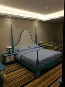 Hotel Bedroom Furniture/Luxury Kingsize Bedroom Furniture/5 Star Hotel Bedroom Furniture/Kingsize Hospitality Guest Room Furniture (NCHB-0120304) pictures & photos