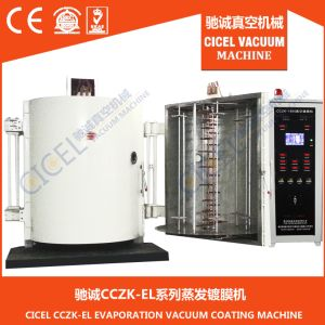 High Powered Coating Machine/PVD Coating Machine for Plastic/Evaporation Vacuum Coating System pictures & photos