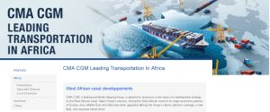 Delmas Container Shipping to South Africa