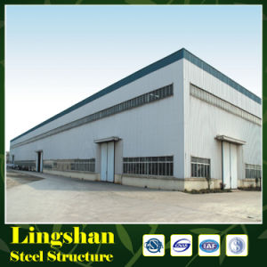Construction Design Steel Structure Warehouse Steel Frame Warehouse pictures & photos