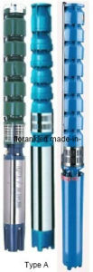 6 Inch 8 Inch, 10inch Deep Wellsubmersible Pump (150QJ5/100, 5/150, 5/200) pictures & photos