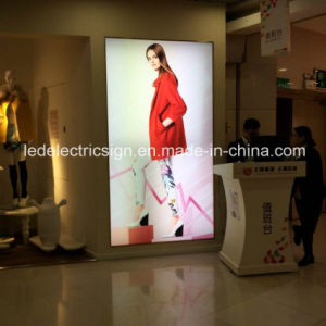 High Brightness Magnetic Frame for Shopping Mall Slim LED Light Box 1530 pictures & photos
