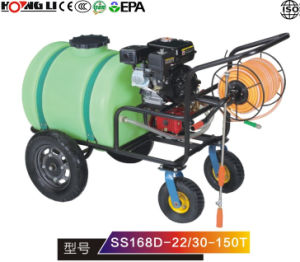 China ss168d handcart type garden machinery with water tank china portable garden machinery for Portable watering tanks for gardens
