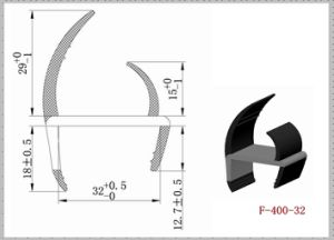 Truck Door Weather Strip, Lorry Door Seals F-400-32