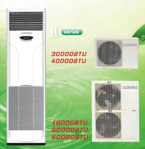60000BTU Cooling and Heating Floor Standing Air Conditioner