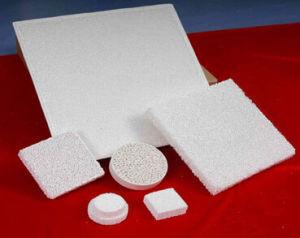 High Purity Alumina Foam Ceramic Filter Foam Ceramics Filter for Foundry pictures & photos