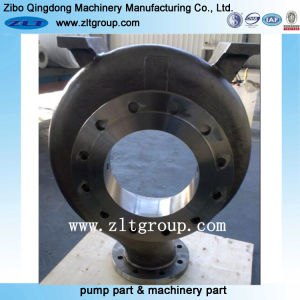 Sand Casting OEM Water Pump Body in Stainless Steel pictures & photos