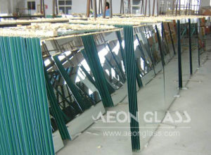 2mm, 3mm, 4mm, 5mm and 6mm CE&ISO Certificate Silver Glass Mirror, Aluminum Glass Mirror, Copper Free Glass Mirror, Safety Mirror, Beveled Glass Mirror pictures & photos