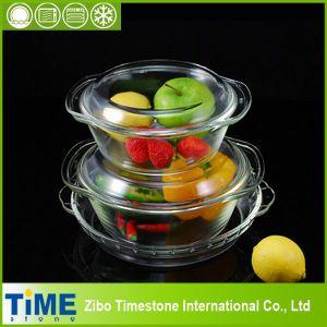 Borosilicate Glass Bakeware Set (DPP-7) pictures & photos