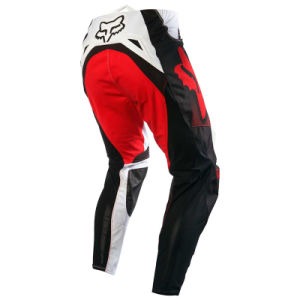 White Customized Cycling Wear Mx/MTB Gear OEM Motocross Pants (MAP24) pictures & photos