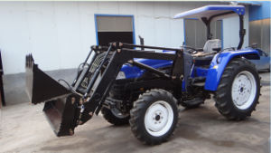 Tractor Front End Loader Hydralic Control/ Front Loader with Euro Qucik Hitch Bucket pictures & photos