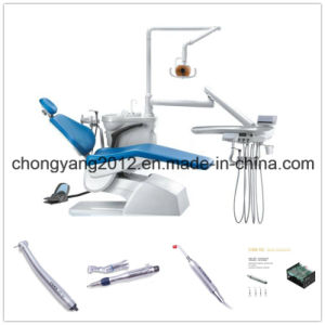 CE Approval Complete Set Dental Chair Unit pictures & photos