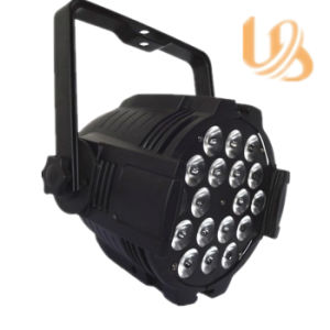 LED Waterproof Outdoor RGBW PAR Can Wash Light pictures & photos