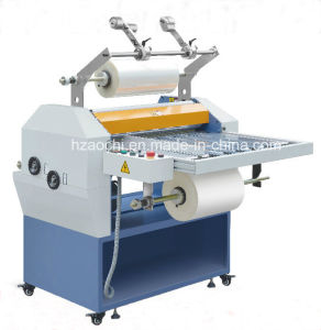 Manual Double Side Laminating Machine (KDFM-720B) pictures & photos