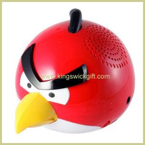 2013 Cute Birds Shape Mini Speaker for Gift (6155A)