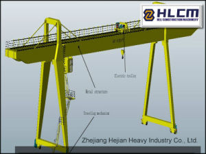 Precast Yard Gantry Crane 01 pictures & photos