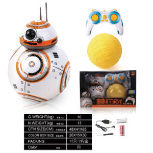 Electric Ball Remote Control Robot Toy