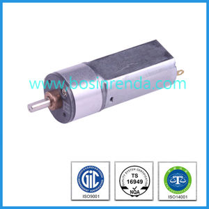Best Price for Micro Gear DC Brush Motor pictures & photos